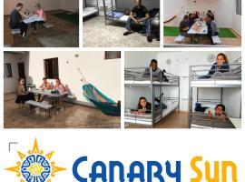 Canary Sun Hostel, Telde