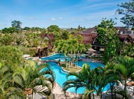 Hotel Vila Lumbung, Seminyak