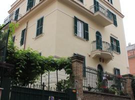 Casa per Ferie Rosaz, Rome