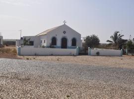 Ferienbungalow auf der Insel Maio, Vila do Maio