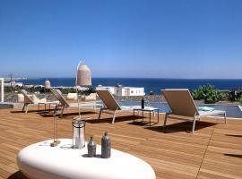Thea Sunrise Luxury Villa, Kallithea Rhodes