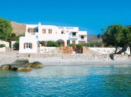 Aeolos Beach Hotel, Karavostásis