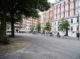 Doppelzimmer am Hansaplatz,