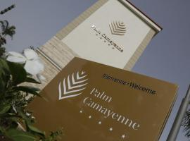 Palm Camayenne, Conakry