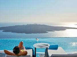 Cosmopolitan Suites - Small Luxury Hotels of the World, Fira