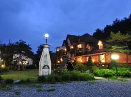 Bench House, Pyeongchang