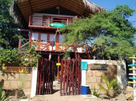Hospedaje Wiracocha Mancora, Máncora