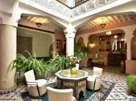 Riad Manissa, Marrakesz
