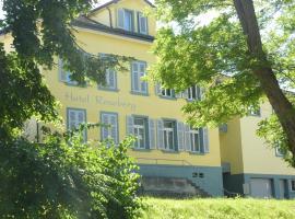 Hotel Roseberg, Stein am Rhein