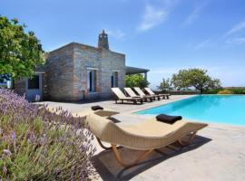 Villa Drys, Kéa