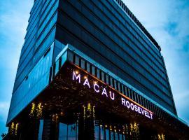 The Macau Roosevelt Hotel, Macao