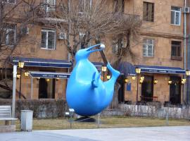 Apartments on Tamanyan 8, Yerevan