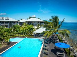 Heritage Park Hotel, Honiara