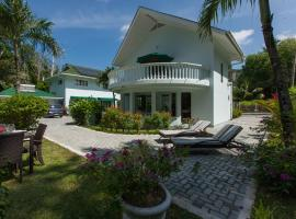 Ocean Villa, Grand'Anse Praslin