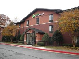Extended Stay America - Atlanta - Kennesaw Chastain Rd., Kennesaw