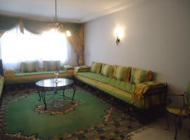 Appartement PUMA, 丹吉尔
