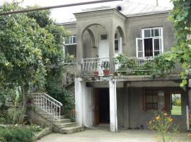 Guest house na Myasnikova, Novy Afon