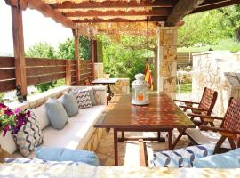Villa Victoria Boutique Apartments, Syvota