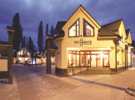 Hotel Enchanté, Prešov