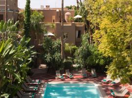 Les Jardins De La Médina, Marrakech