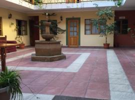 Hotel Cima Argentum, Potosí