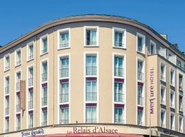 Hotel Mercure Brest Centre Les Voyageurs, Brest