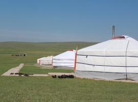 Nomad Horse Camp, Nalayh