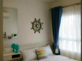 Perfect Pool Apartment1, Hua Hin
