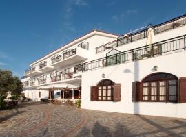 Ikaros Star Hotel, Gialiskarion