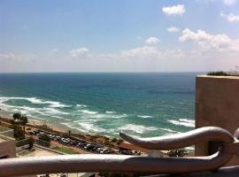 Four-room Apartment on Nitsa in Netanya, Netanya