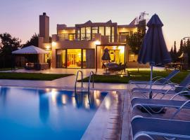 Lindos Destiny Luxury Villa Trapezia, Afántou