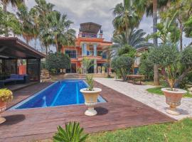 Amar Agios Tychonas Villa, Limassol