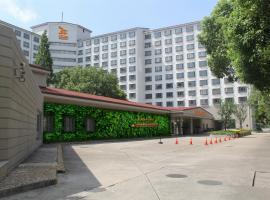 GreenTree Eastern Shanghai Hongqiao Airport LongBai Hotel (Former Longbai Nikko Hotel), Шанхай