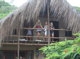 Casa Surf Lodge-Tofo, Praia do Tofo