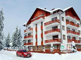 Rila Park Luxury Apartments, Borovets