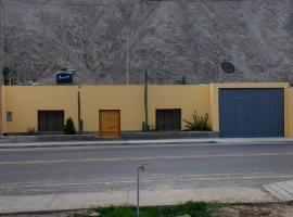 Casa Langla Lunahuana, Lunahuaná