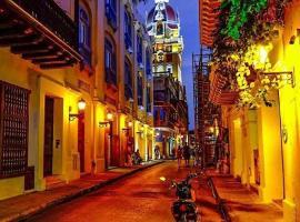 Loft City, Cartagena de Indias