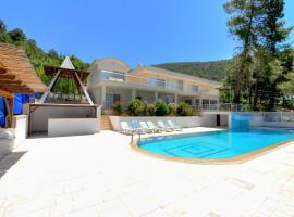 Villa Nirvana, Калкан