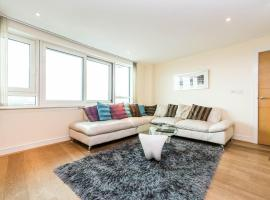 Luxury modern 2BD flat in centre,
