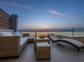 Diamante Beachfront Suites, Xylókastron