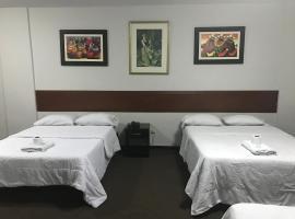 Hotel Oscars, Лима