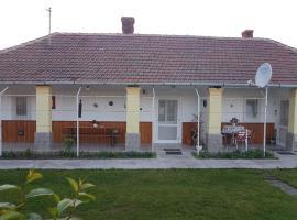 Virágos vendégház, Poroszló