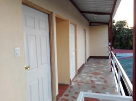 Lee house, Masaya