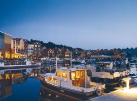 Precise Resort Marina Wolfsbruch – The Hotel, Rheinsberg