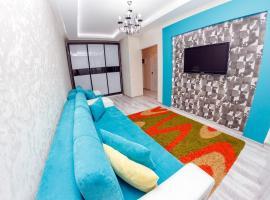 Apartments Osen on 12/1 Kerey and Zhanibek, 阿斯塔纳
