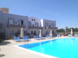 Haridimos Apartments, Tavronitis