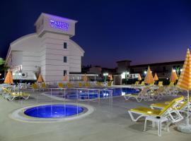 Konakli Nergis Hotel, Конаклы