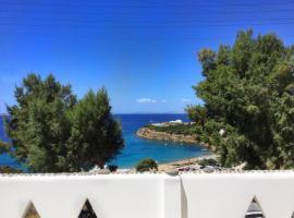 Mama's Pension, Agios Stefanos