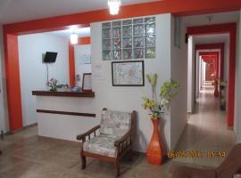 Hostal Las Orquideas, Trujillo