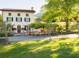 Ostello & Camping Riposo, Losone
